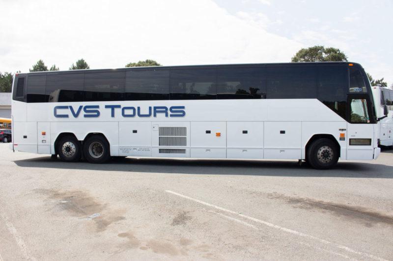 CVS Bus Charters